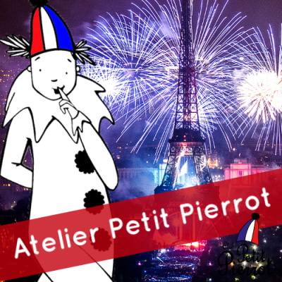 Atelier Petit Pierrot : Bastille Day ! (1-3 years)
