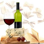 Item book cheese wine bread 1