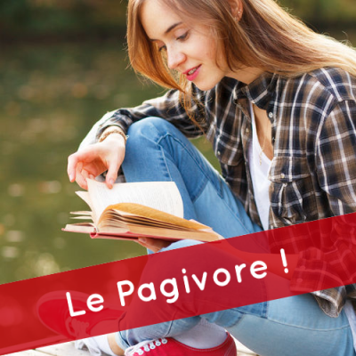 THE PAGIVORE - 12 months