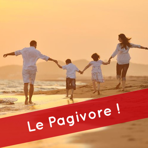 Item pagivore adulte famille
