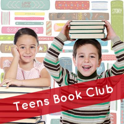 Teens' Book Club (Automn)